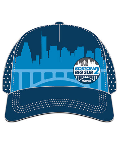 Boston 2 Big Sur Technical Trucker - Blue - BSIM Store