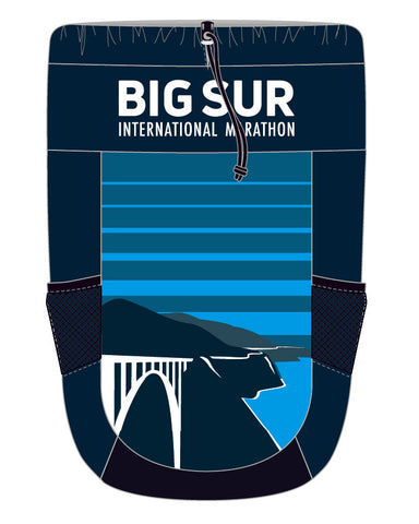 Big Sur International Marathon BOCO Gear Drawstring Backpack - BSIM Store