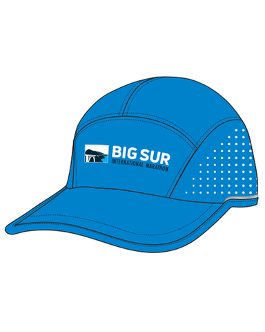 Big Sur Marathon Performance Running Cap - BSIM Store