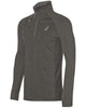 Monterey Bay Half Marathon Men's Thermopolis Half Zip, Heather Grey - BSIM Store