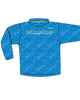 Big Sur Marathon Men's Hypersoft Long Sleeve Crew, Blue Illusion - BSIM Store