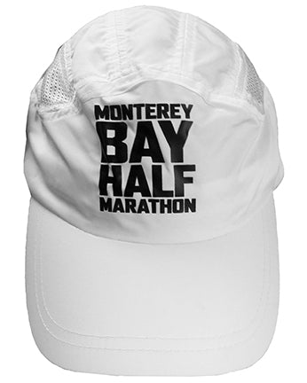 MBHM Runners Cap, White