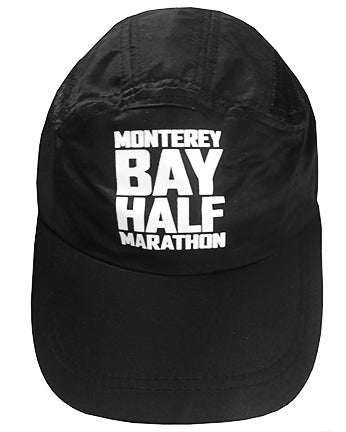 MBHM Runners Cap, Black