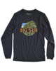 Big Sur International Marathon Classic Unisex Long Sleeve Tee, Carbon - BSIM Store