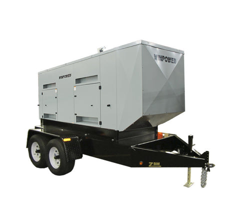 WINCO Mobile Diesel Generator Model# DX350 - Power Source Pro