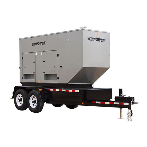 WINCO Mobile Diesel  Model# DX130 - Power Source Pro - 1