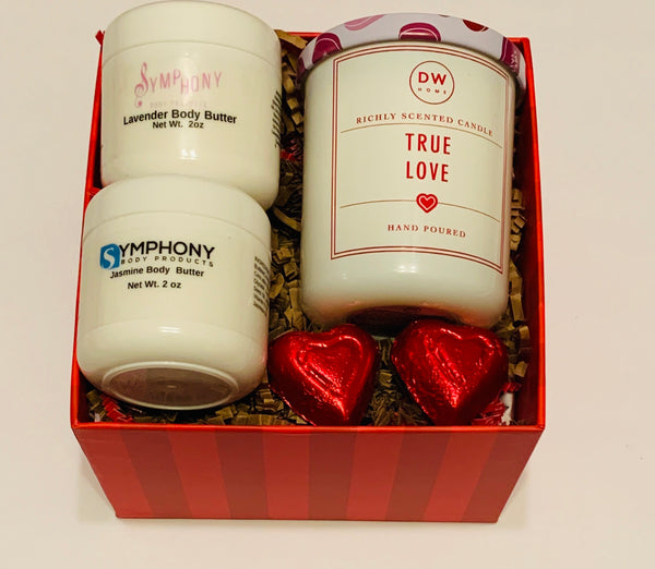 Love Boxes - Symphony Body Products