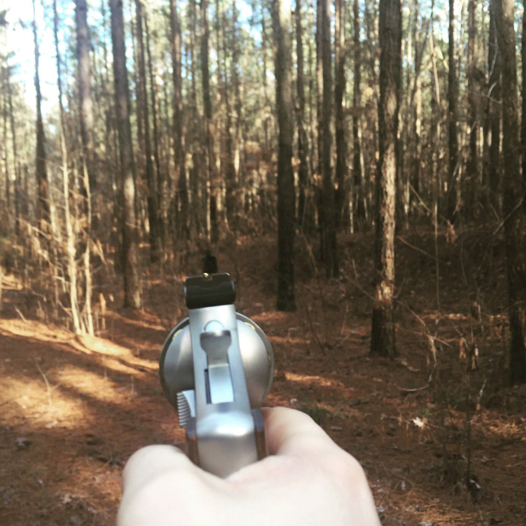 Smith and Wesson 627 Performance Center Review