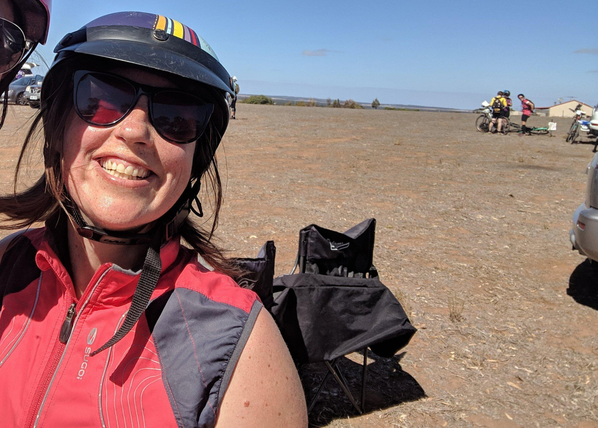 Everyday Adventurers-I Found Cycle Commuting-Red Dust Active