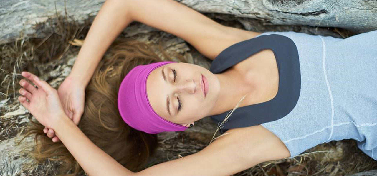 Leisure Headbands for light exercise