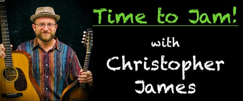 christopher james chris james time to jam music lessons chris james lessons