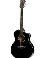 Taylor 214ce Cutaway Grand Auditorium Acoustic Electric Guitar