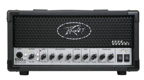 Peavey 6505 MH 20W/5W/1W Guitar Tube Head