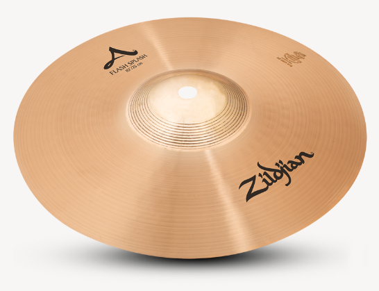 "Zildjian 10"" A Flash Splash Cymbal"