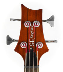 PRS SE Kingfisher Tortoise Shell Electric Bass