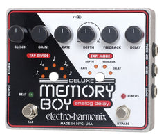 Deluxe Memory Boy with Tap Tempo Delay