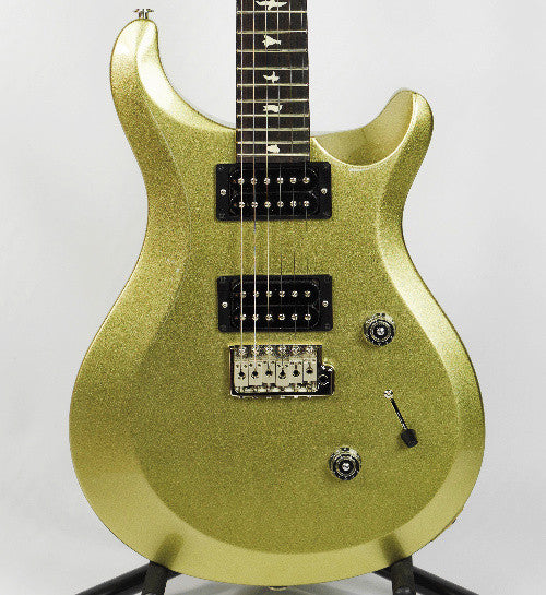PRS S2 Custom 24 Champagne Gold Metallic Electric Guitar