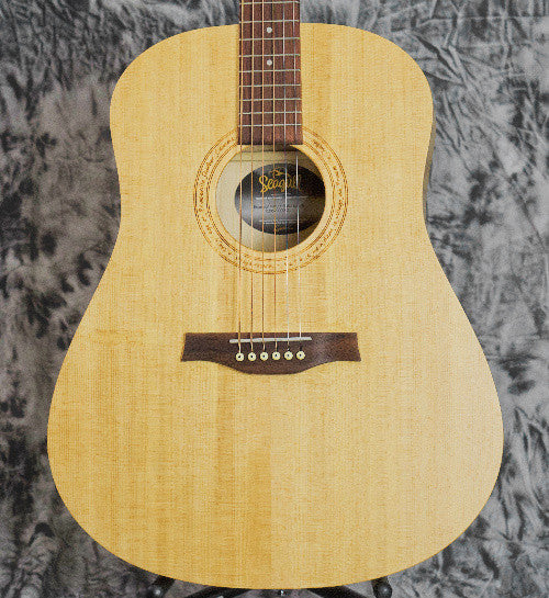 Seagull Excursion Natural Solid Spruce Acoustic Guitar