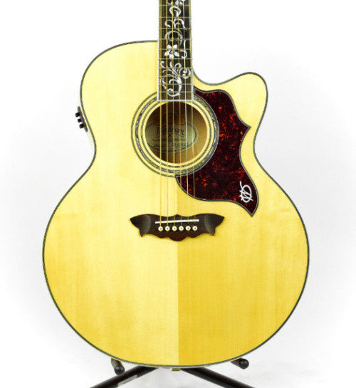 (Used) Washburn Cumberland J-28SCEDL Acoustic/Electric Guitar