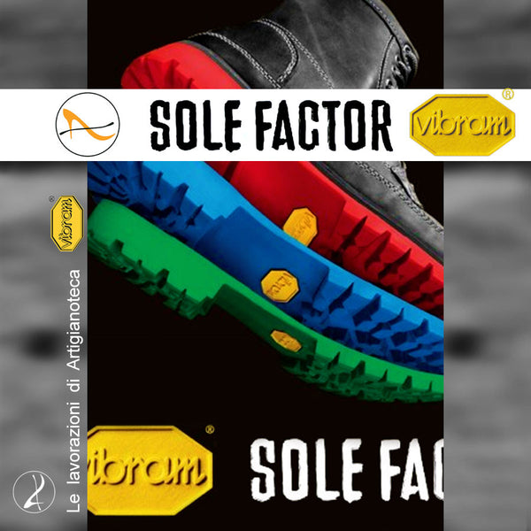Vibram Sole Factor