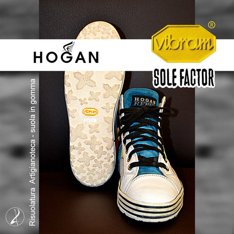 Risuolatura Sneakers - Vibram® Sole Factor