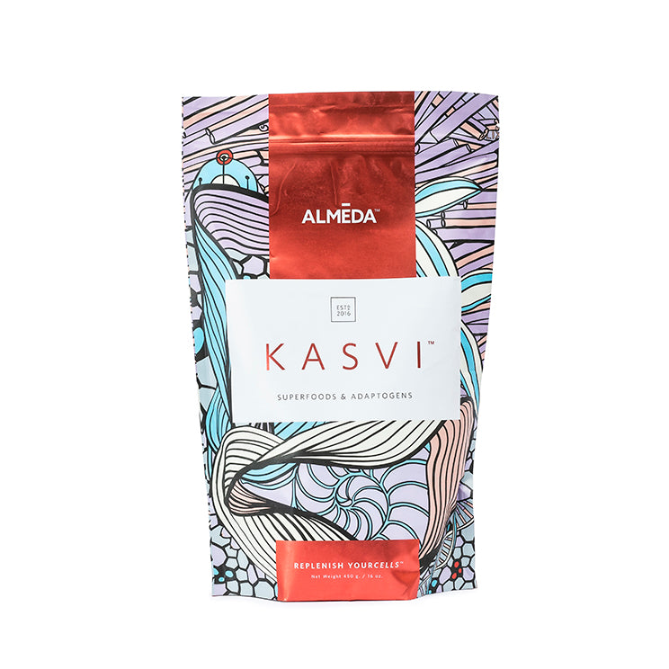Kasvi Superfoods + Adaptogens