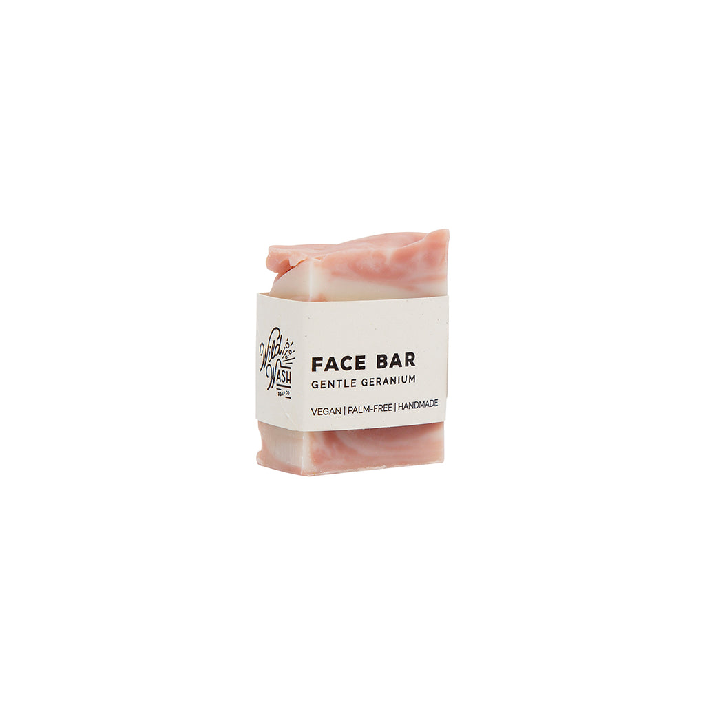 Gentle Geranium Face Bar