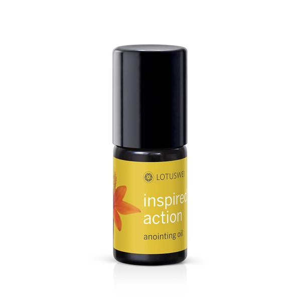 Inspired Action Anointing Oil