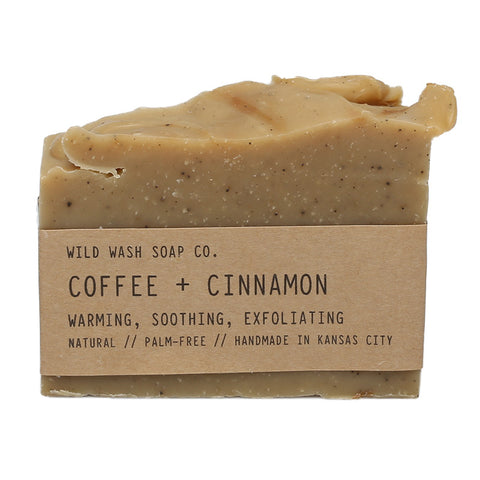 Coffee & Cinnamon Bar Soap