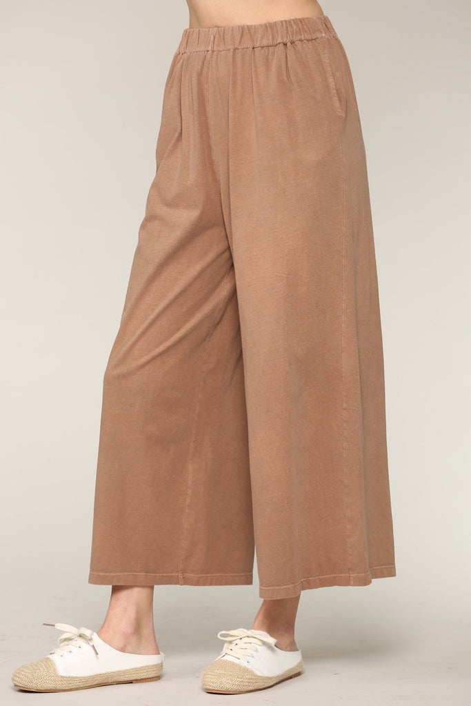 Carter Pants - Wheat