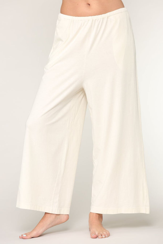 30's Crop Pant - Cloud