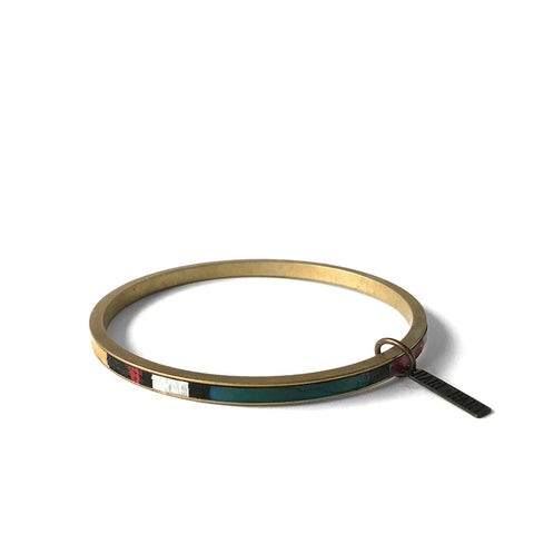 ZERO WASTE BANGLE - SANTA BARBARA