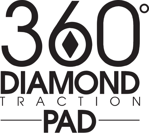 360 Diamond Traction Pad POP Paddle Boards