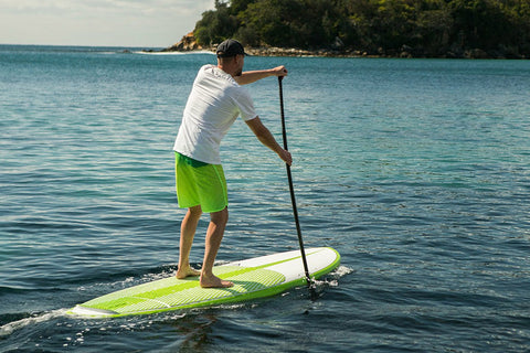 The Adventure Paddleboarding Sixty Forty Green SUP Sale