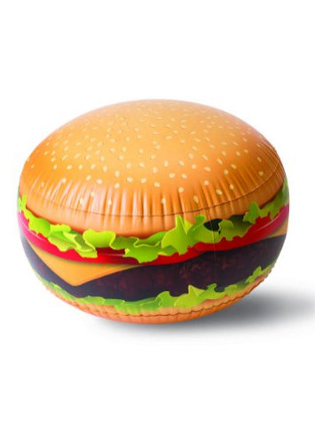Burger Pool Float