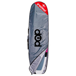 10' 6″ POP Paddle Board Bag - Grey - LiquidWild