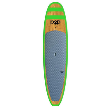 11'0″ Huckleberry Bamboo Green - POP Paddle Board - LiquidWild