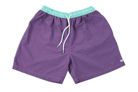 LiquidWild Swim Shorts - Purple - LiquidWild