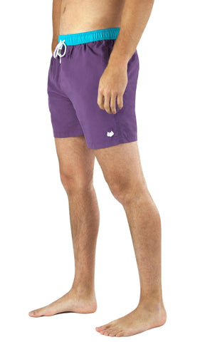 LiquidWild Swim Shorts - Purple