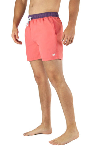 LiquidWild Swim Shorts - Salmon