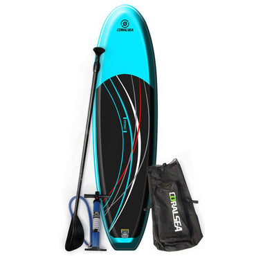 Adrenaline AIR 10' All Purpose SUP Inflatable Paddle Board - LiquidWild