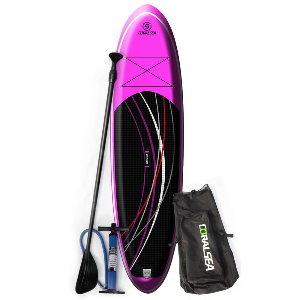 Adrenaline AIR 10'6 All Purpose SUP Inflatable Paddle Board - LiquidWild