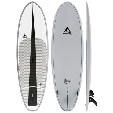 Adventure Paddleboarding Seventy Thirty Stand Up Paddle Board Grey - LiquidWild