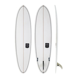 Creative Army Huevo Mid-Length Surfboard – SLX