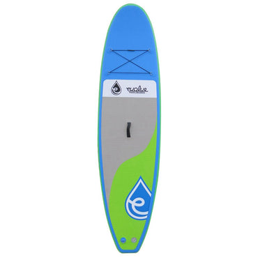 Evolve Inflatable Paddle Board Headed Cruising Sup Board Blue - LiquidWild
