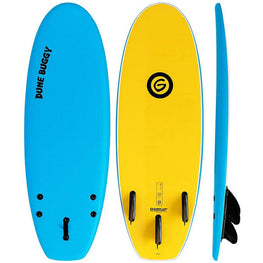 Gnaraloo Dune Buggy Soft Surfboard Kids Beginner - LiquidWild