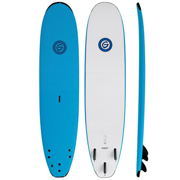 Gnaraloo Fatty Soft Surfboard Beginner Kids Board - LiquidWild