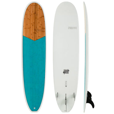 Modern Double Wide XB Longboard Surfboard - Matte Finish