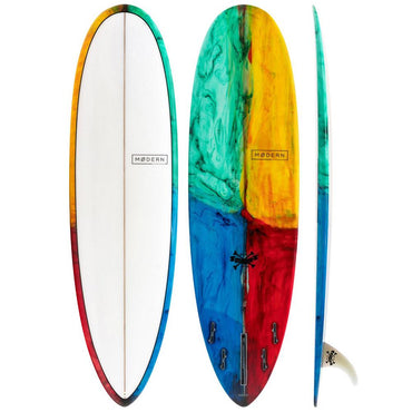 Modern Love Child PU Shortboard Surfboard - LiquidWild