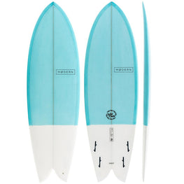 Modern Wild Child Surfboard PU - LiquidWild